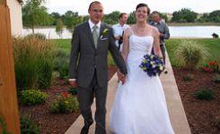 Allison Quinn wedding and bus trip
