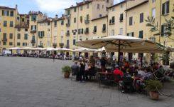 A day trip to Lucca