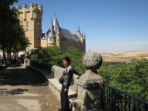 Touring Segovia, Spain