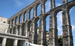 Segovia Spreads Out Before Us