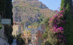 Taormina in September