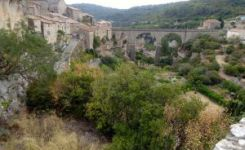 Getting to know the Cathars in Minerve