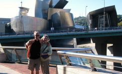 Bilbao, Spain — A Lovely Surprise